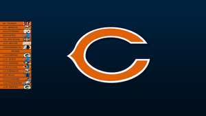 Chicago Bears 2013 Schedule Wallpaper by SevenwithaT