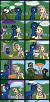 Trip to Equestria page 35 (Final) by AlexLive97