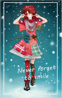 ~Never Forget to Smile~ by LinaHoshi