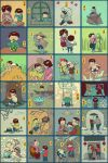 The Twenty-Four Terms in childhood by breath-art