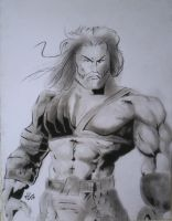 Aquaman by LuisCartecorp