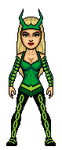 Enchantress (Amora)_1 by MajorJustice