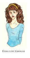 Hermione by ericka594