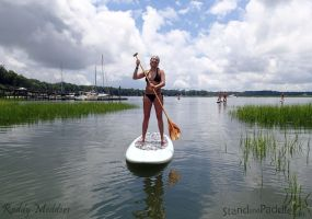 Stand and Paddle SUP 3851 by PaddleGallery