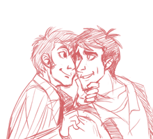 jack and doc by stuffofhotness