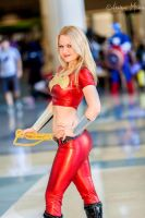 Wonder Girl by AlisaKiss