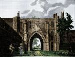 Reading Abbey, Coloured by barefootliam