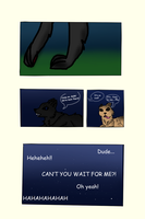 UnderClaw Blood Chapter 1 PAGE 1 by Lolzeeh