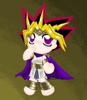 Atem:u: doll by NamuCiziru