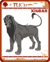 [ old ] - TLK'd Xigbar by ipqi