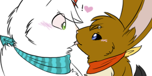 Matching Icons - Mini DxZ by The-Chibster