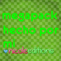 mega pack by nickieditions