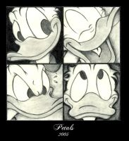 EveryBody Loves Donald by Petals