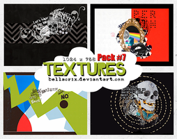 Textures Pack #7 by Bellacrix