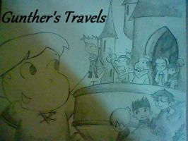 Gunther's Travels by SariSpy56
