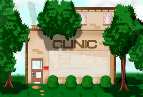 HT - Clinic Exterior by Aiaix