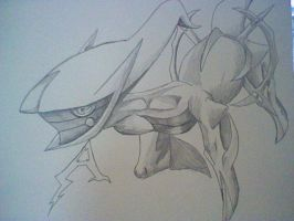 arceus the just by Dragontamer333