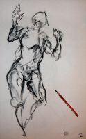 Gesture Drawing 1 by ethician