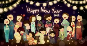 Happy New Year! by Chely103