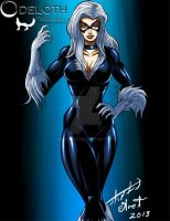 Black Cat by odeloth