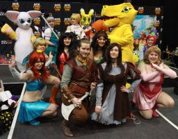 MCM Midlands Comic Con 2013 Masquerade Winners by MCMComicCon