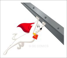 Krypto-01 by johnbeatty