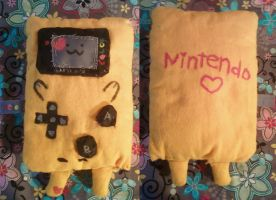 Nintendo Game Boy Color by TheArmamentarium