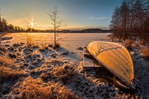 Wintersun II by m-eralp