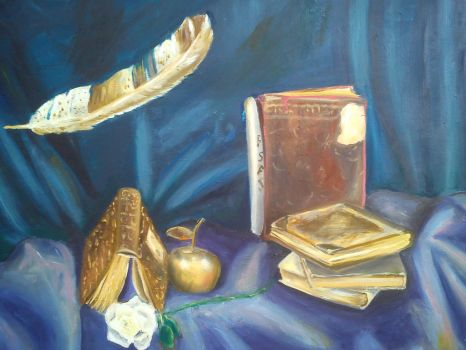 Still life no. I-DONT-REMEMBER by another-awesome-girl