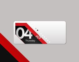 Driver Clock for xwidget by jimking