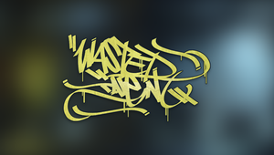 Tag - Wasted Talent by hundone