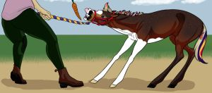 The Carrot Isn't Always Enough by sayna-jaye