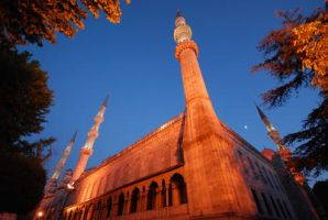 Sultanahmet Mosque 2 by AhmetSelcuk