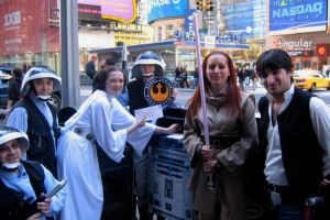 R2D2 the Mailbox Group Photo by BenaeQuee