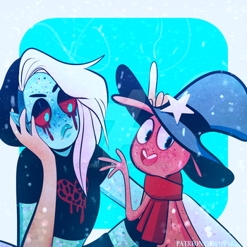 Wander Over Yonder || Snow by Vit4l