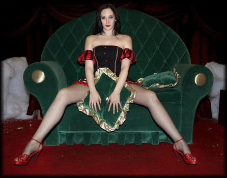 Queen of Hearts- Legs by malevolentlover