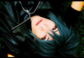 Myself as Noctis by JohnAmuroRey