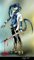Just Killed Someone by SybLaTortue
