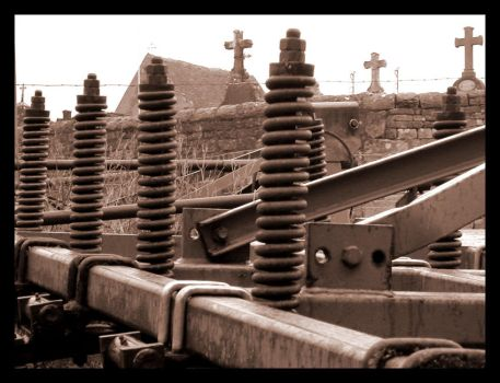 industrial cemetery by mordoc