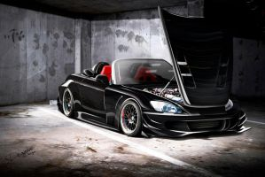 Honda s2000 by Dragon-Design