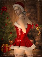 Santa's helper by IamAlbertWesker