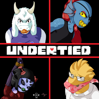 UNDERTIED pic pack - For sale! [15$] by Siteck