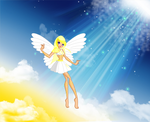 Winx Angel by winxgh