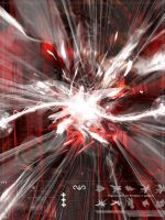 abstract brush artist-trigness by viperv6