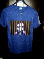My Ao oni shirt by Chinchillaplum