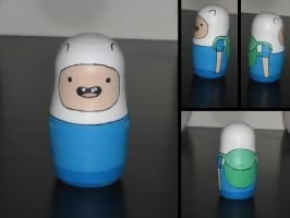 Finn the Human by ClaireLinde