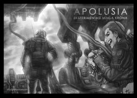 Apolusia #8 : ParaTroopers by afique