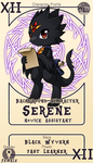 Character Card : Serene by vavacung