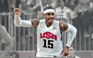 Carmelo Anthony 2012 London Olympics Wallpaper by lisong24kobe