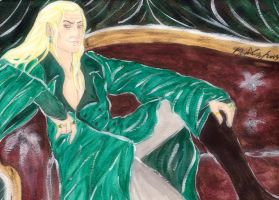 The Malfoy Legacy by MorianBloodmoon